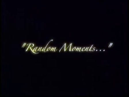 Mariah Carey - Random Moments...
