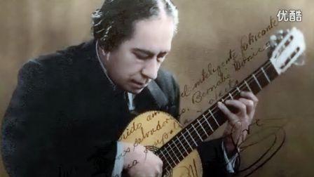 No.2 巴里奥斯 - Vals No.3 Op.8 Tariq Harb Guitar