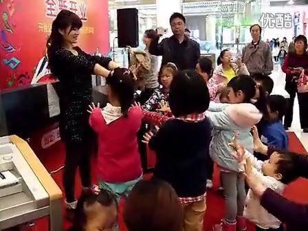 雅马哈音乐中心浦东金桥国际广场直营店开业活动