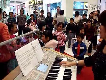 雅马哈音乐中心浦东金桥国际直营店开业活动