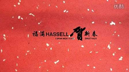HASSELL_2013年福满HASSELL贺新春