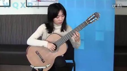 No.1 杨雪霏 - 彝族舞曲 Xuefei Yang - Yi Dance