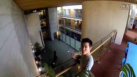 Zaki留学生活实录の周六在图书馆学习