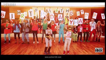 【ACTION100 庆生MV】Gangnam Style 江南style