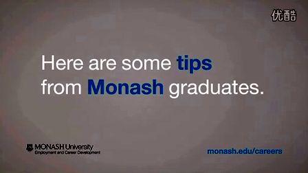 蒙纳士毕业生和你分享:海外留学时怎样提高就业能力?