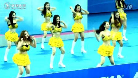 """2013乒乓球团体世界杯赛—啦啦宝贝""""style""""舞起来!"""