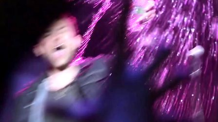 Blur 2013年香港站 34min