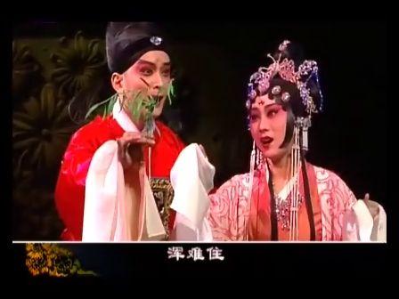 昆曲紫钗记全场(黎安 沈�i丽)