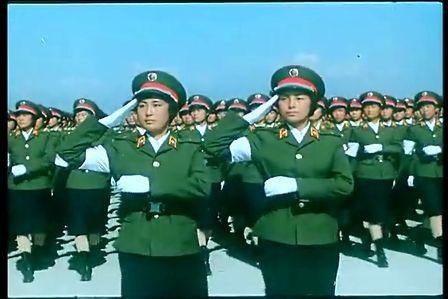 1984 国庆大阅兵 高清完整版