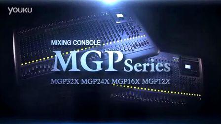 雅马哈MGP32X MGP24X数模结合型调音台