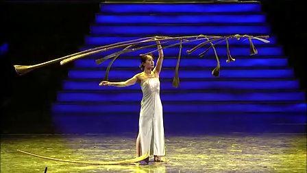 平衡舞一根羽毛的重量 12