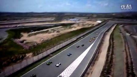 V讯网车队出征中国方程式大奖赛 鄂尔多斯站集锦