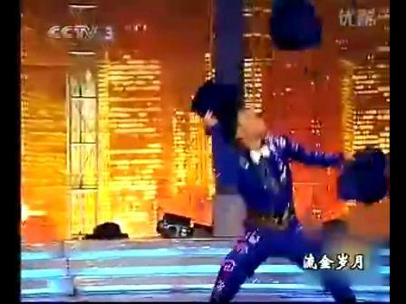 【杂技】单车礼貌(太原市杂技团)