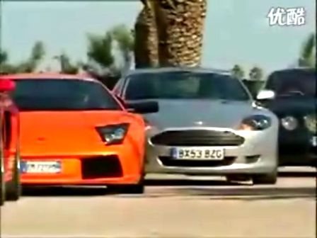 6款超级跑车极速测试