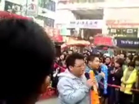 安徽电视台马莹来芜湖了。
