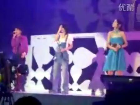 劉德華演唱會SHE擔任嘉賓-3
