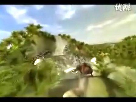 过山车大亨3公园展示之失落的亚特兰蒂斯