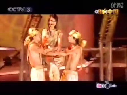 CCTV3唱响中国 波斯猫完整版