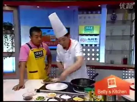 清炒鳝糊(贝太厨房)