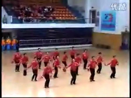 北京市宣武区中老年秧歌比赛8