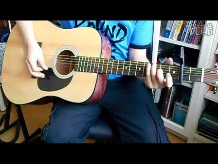 玩易吉他弹唱教学 Beyond 遥望