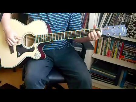 玩易吉他弹唱教学 周杰伦 稻香 讲解