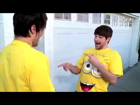 Smosh:男士专用的抱男教学【中文字幕】