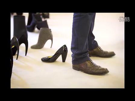 巴黎的瑞士制鞋大师