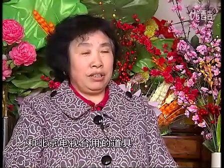绢花巧娘——记通州区漷县镇龙庄村农家女杨秀芬