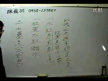 62陈龙羽-阳宅风水师资保证班