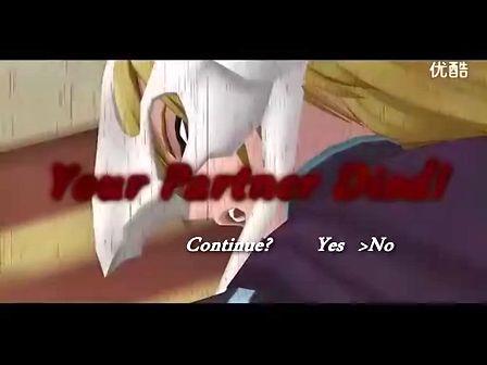 莎木QTE打架失败和各种游戏动漫失败死亡GAMEOVER合集!