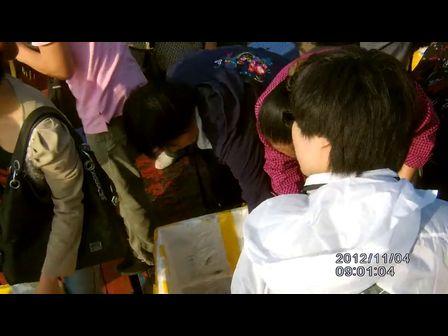 2012年11月4日厦门第一码头放生视频【生死救度·集美放生QQ群174763639】