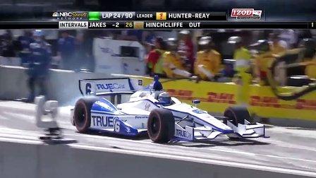 2013赛季美国IndyCar赛车