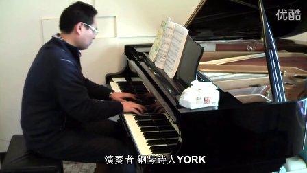 创意趣味钢琴视频